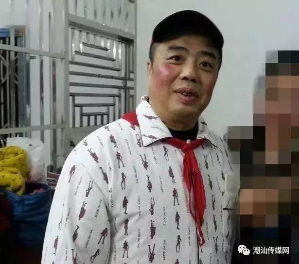 """潮汕笑星""""个银两粒""""林俊龙老师追悼会,将在汕头市殡仪"""