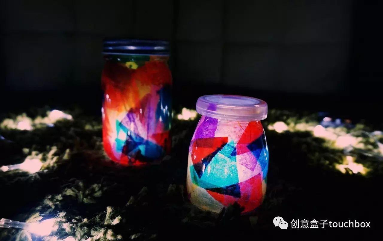 中秋节花灯这样做简单又漂亮,手残党也能学会,手工DIY视频教程