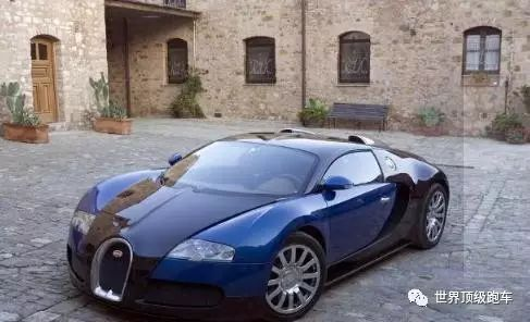 全球最贵跑车1辆抵26辆布加迪威龙车主心真大这车敢开上街_广西快