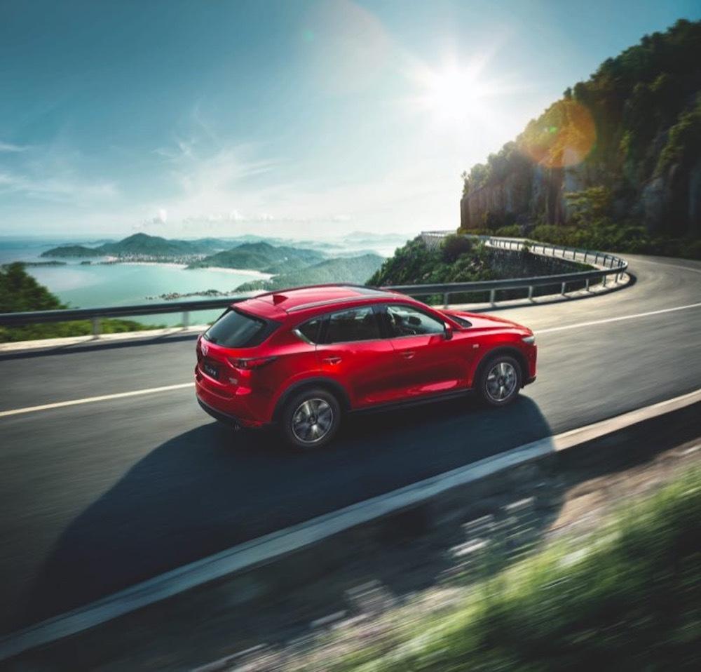 长安马自达第二代Mazda CX 5,两种动力 八款车型 16.98万元起