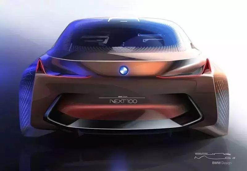 宝马设计师如何设计出一辆车,效果图帅爆了