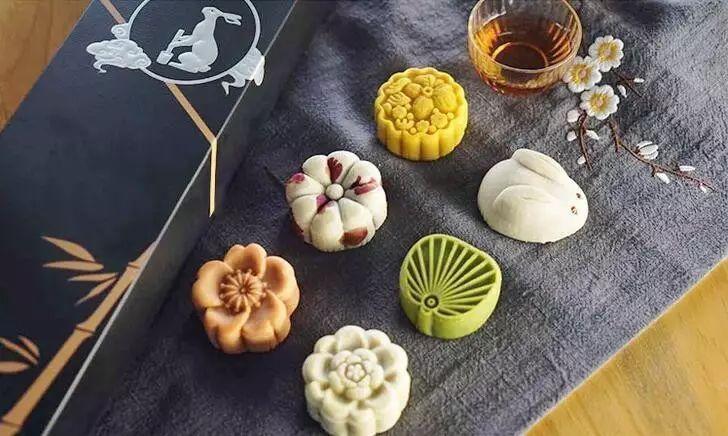 中秋节也要送好礼 | 今年月饼界的颜王,蛋黄酥界的爱马仕,米酒界的