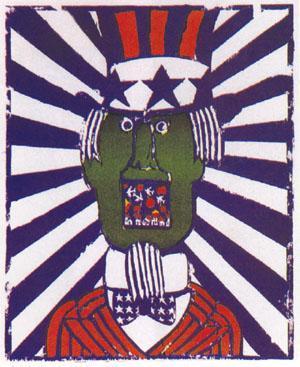 反战主题海报/什瓦斯特