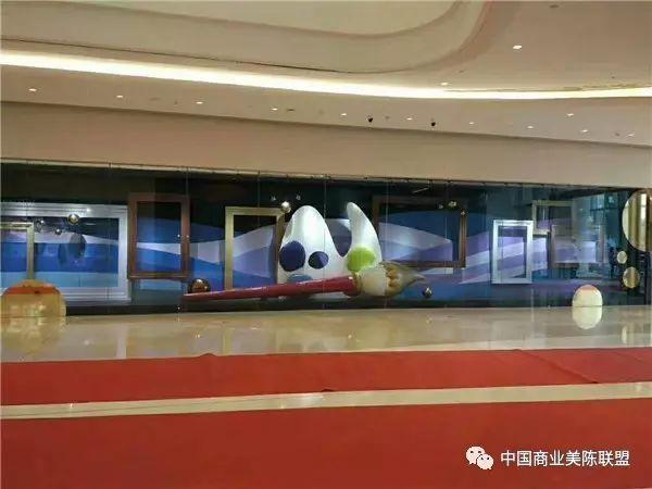开业美陈:上海万象城网红开业美陈装置引爆魔都-上海美陈网