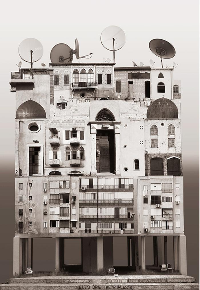 从拼贴画中,探索欧洲众国城市精神