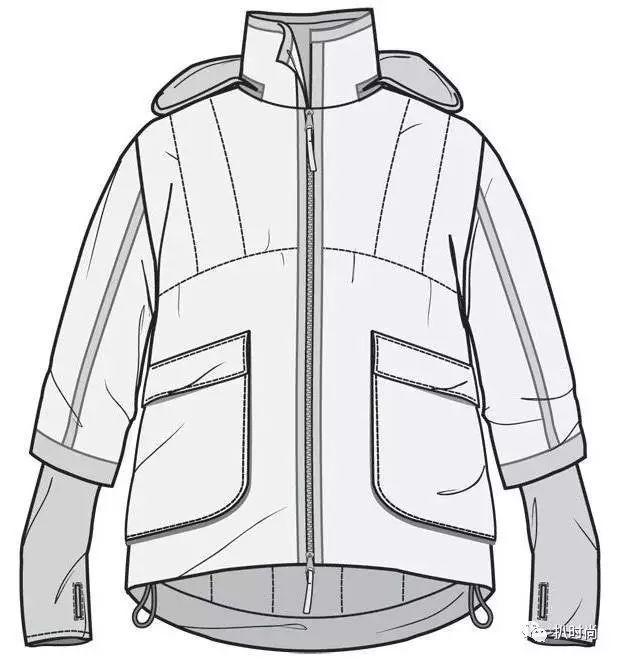 男装外套款式
