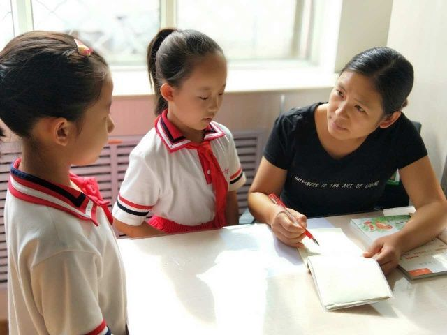 """2014年 在全国青少年五好小公民""""美丽中国 我的中国梦""""主题教育活动中"""