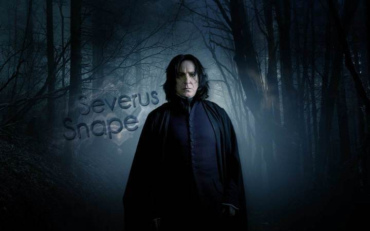 书评| 《哈利波特与混血王子》:西弗勒斯·斯内普 ——骨子里的