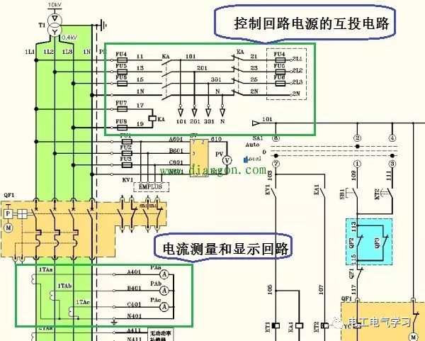 如何根据电气原理图绘制电气接线图