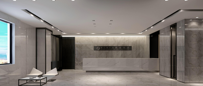 酒店前厅布局设计图