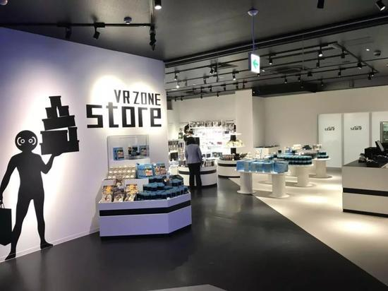探访东京VR ZONE 日本VR体验店我们该学习什么