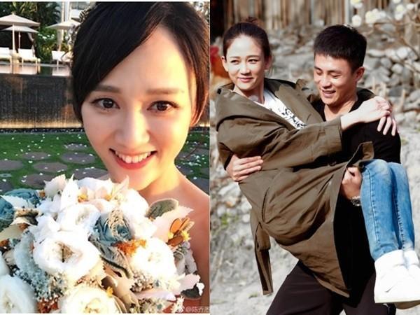 陈乔恩工作室微博否认其年底结婚的传闻,目前处于单身状态