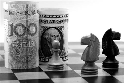 人民币汇率回调: 美元指数小幅反弹+企业购汇需求增加