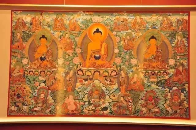 噶哇_噶哇更登才让 | 藏地青年与宗喀唐卡