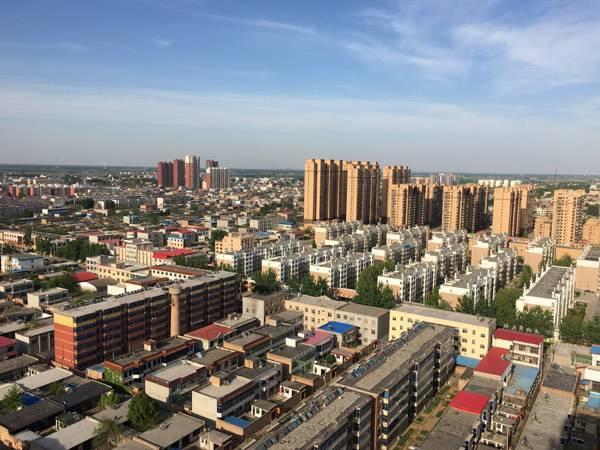 """容城吧_探访雄安新区:容城县有条""""央企街"""""""