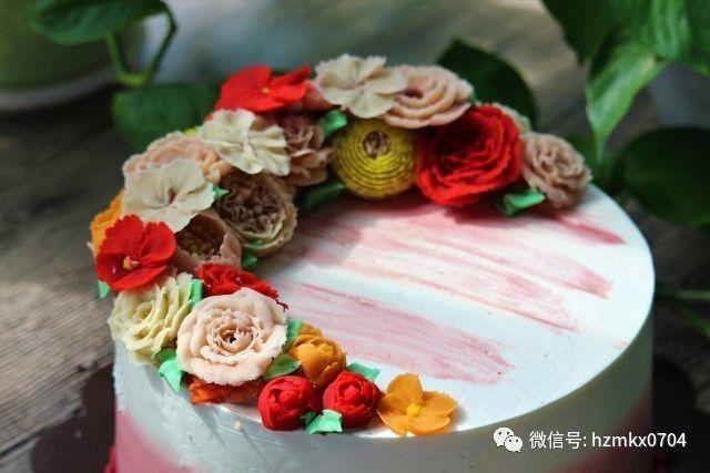 幼儿国庆蛋糕手工制作