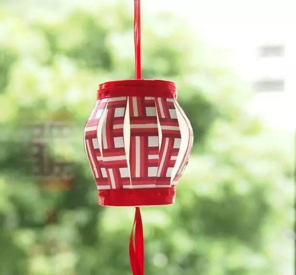 收藏 中秋节简介及灯笼制作方法图解简单又好看
