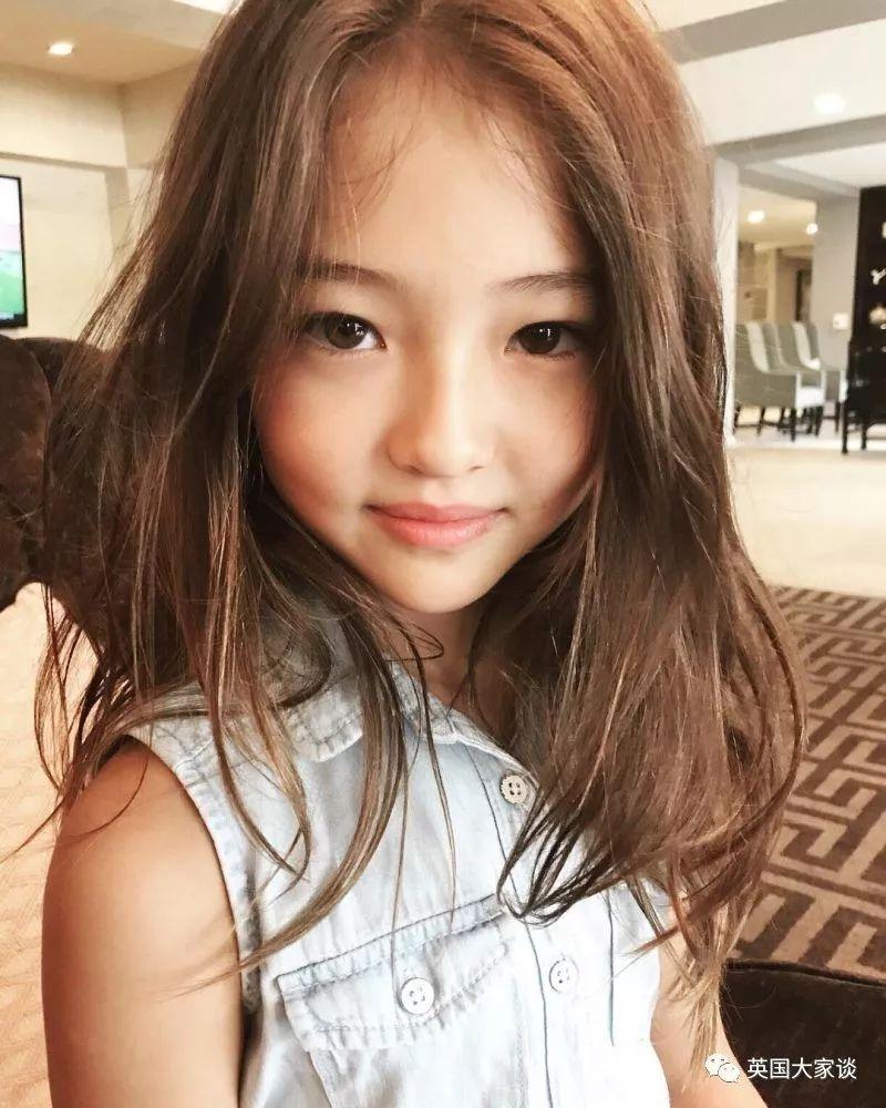 全球最迷人儿童模特早熟惹争议, 8岁就拍过无数大牌