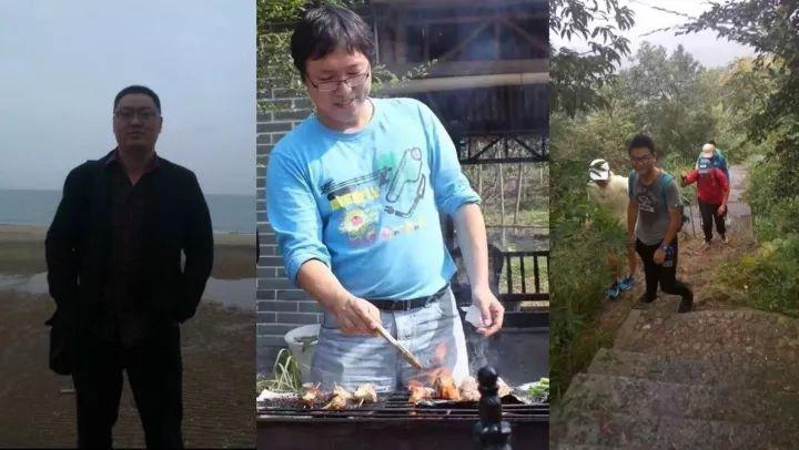 杭州三位体重180斤胖子大变身!我们偷偷