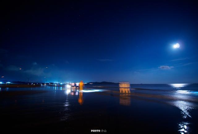 温柔翡翠海,不用签证的天空之镜