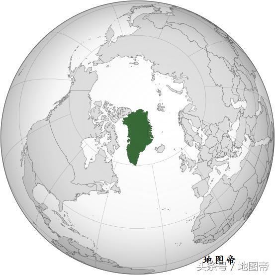 真正的冰岛,面积是主体国的50倍