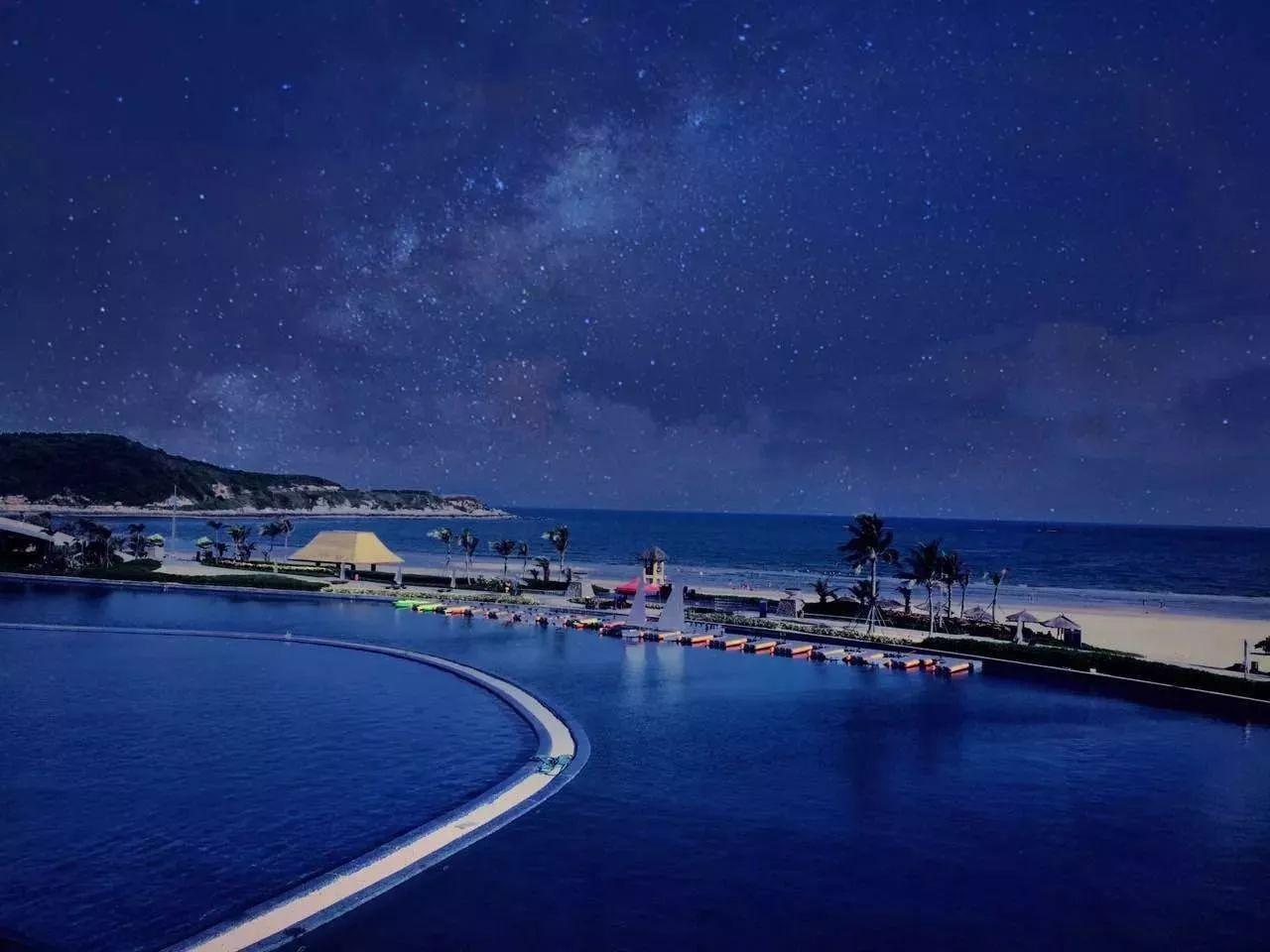 去过100个海岛,还是喜欢这里!夜晚还有璀璨灯光秀!