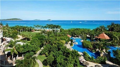三亚亚龙湾万豪度假酒店,圆您的海岛婚礼梦!