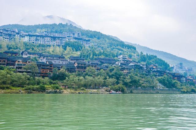 比凤凰古城更原生态!国庆更适合去乌江边上的千年古镇