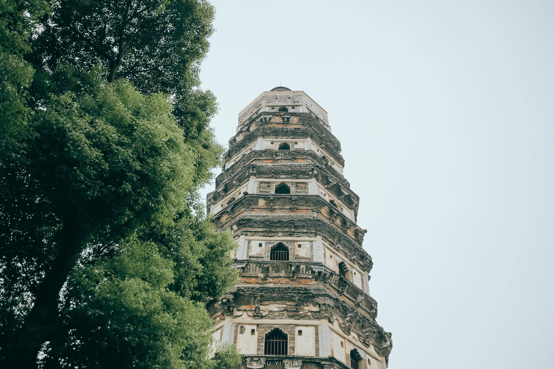 苏州有座东方斜塔,历史碾压意大利比萨斜塔,1000年来倾斜近4度