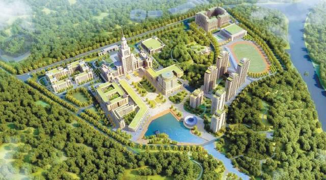大学绿化平面图手绘