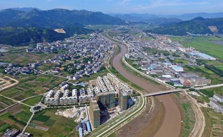萧江镇规划设计图