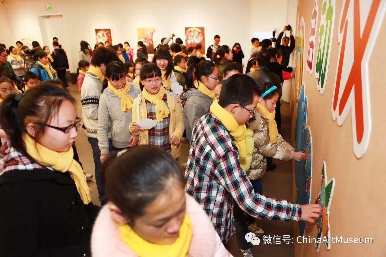 【中华艺术宫   开馆五周年】分享会 手工作坊体验
