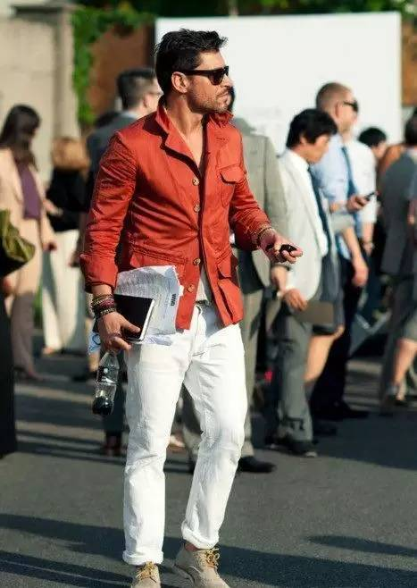 搭配成败看裤装,男人选对裤子才是正经事!