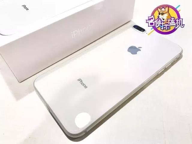 在苹果iPhone X的光环之下,今年iPhone 8/8Plus显得平庸无比
