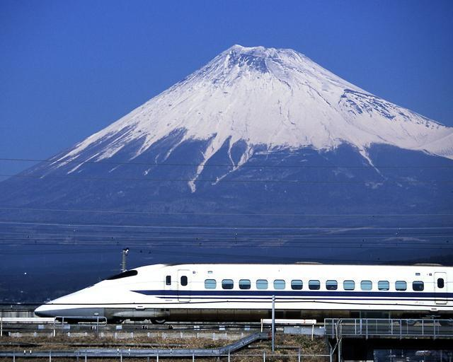 盘点世界上十大最快的火车,最高时速能与民航客机相媲美