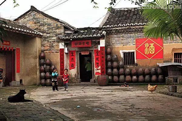 献上4个唯美古村,给国庆还没着落的你!离深圳都不算太远,自驾首选!