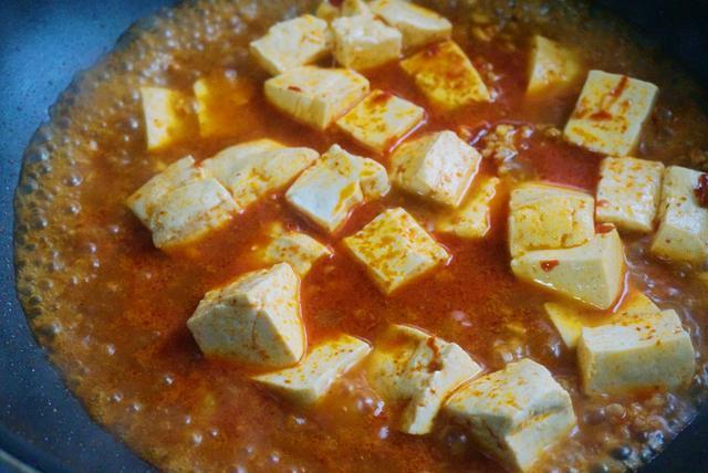 1分钟学会家常麻婆豆腐的做法