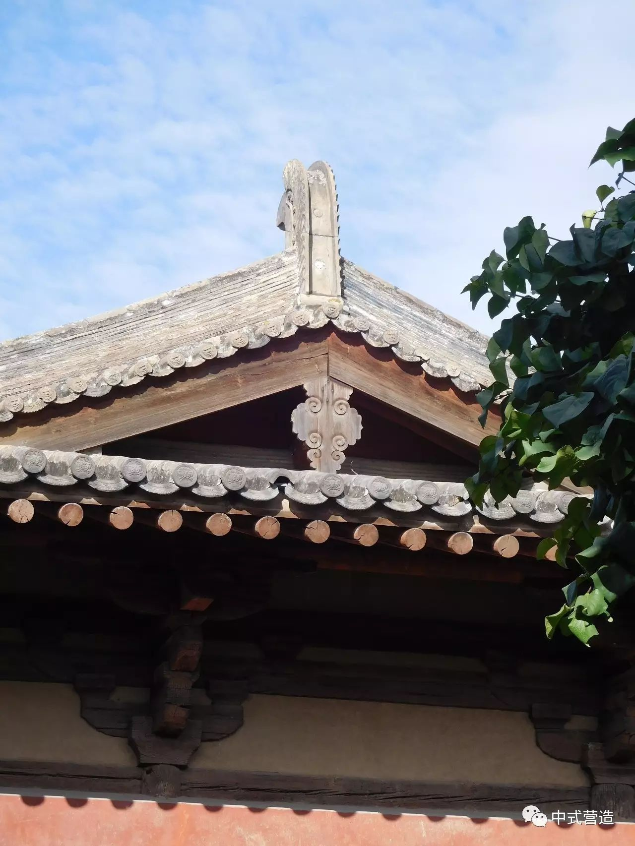 【国庆游学】实地考察五台地区唐代木结构古建筑