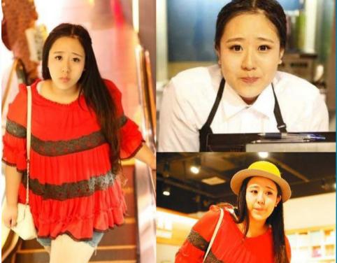 中国最胖的美女_被称为中国最美女胖子的她,减肥之后却被嫌弃!