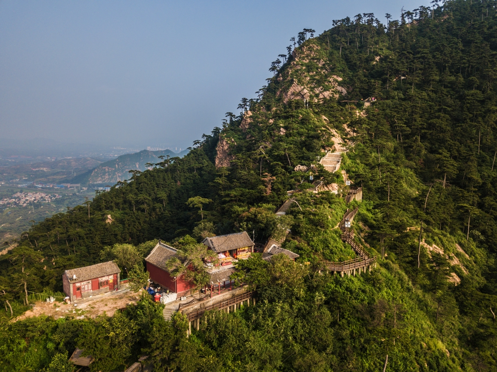 唐山的山竟然如此显赫,让康熙皇帝来了六次,还是万里长城第一门的所在!