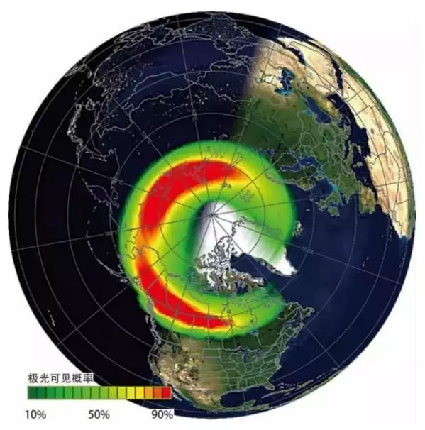 那么多人想去北欧拍极光,但首先你要看到极光!