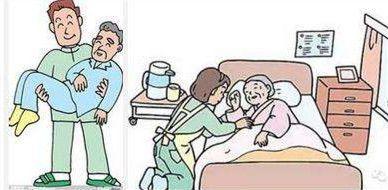 """社会 正文  生病卧床不起, 我们就成为了""""护士"""", 开始学着照顾老人图片"""