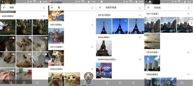 通过Google photos来看庞大的Google AI云布局 IT资讯 第4张