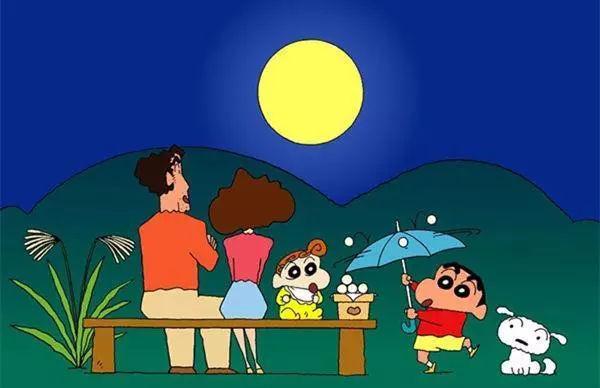 """日本中秋吃的""""月见団子"""",瓶子插几枝芦草,一旁摆放小白兔!图片"""