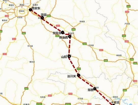 陕西铜川新区地图
