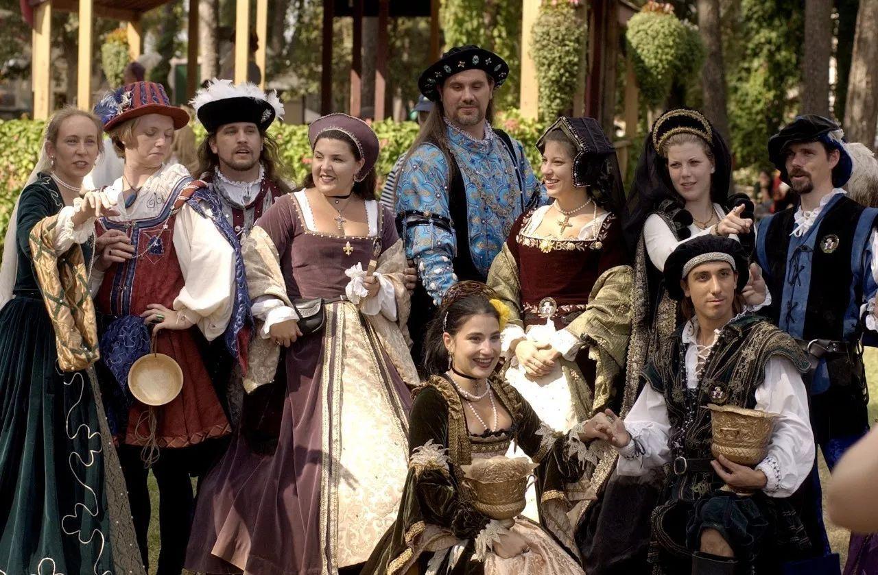 德州文艺复兴节开幕!一起穿越回古欧洲,去看骑士女巫和精灵吗?