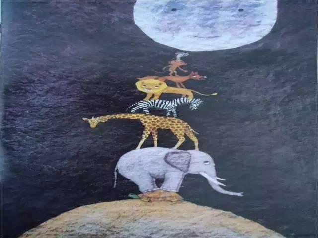 董董哥哥讲故事丨中秋节,这群动物通过努力尝到了《月亮的味道》!