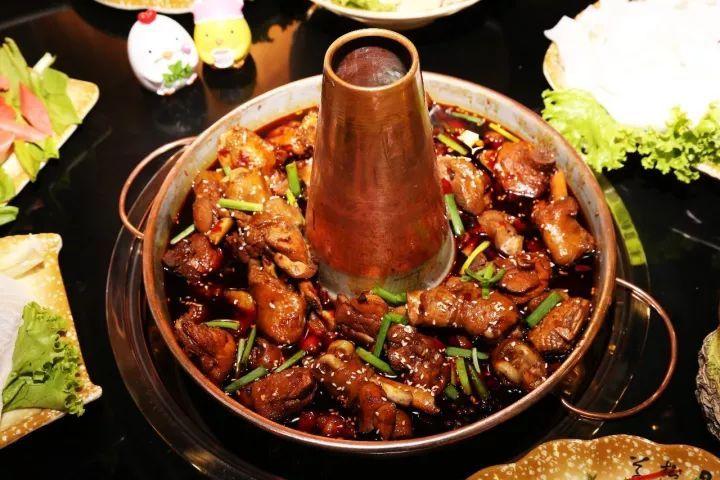 5折请你吃火锅鸡中的战斗鸡!麻辣鲜香,肉嫩量足!一口就让你沦陷.