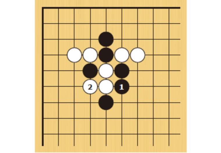 围棋:征子是什么?图片