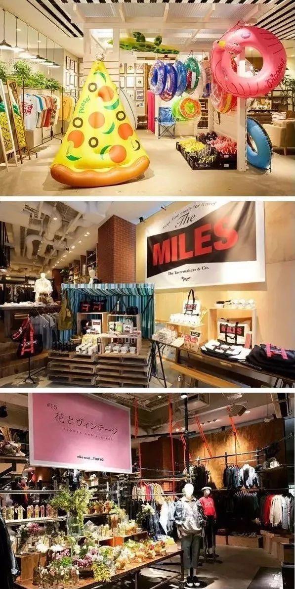 """这个日本品牌,把零售店""""编辑""""成了一本潮流杂志 6"""